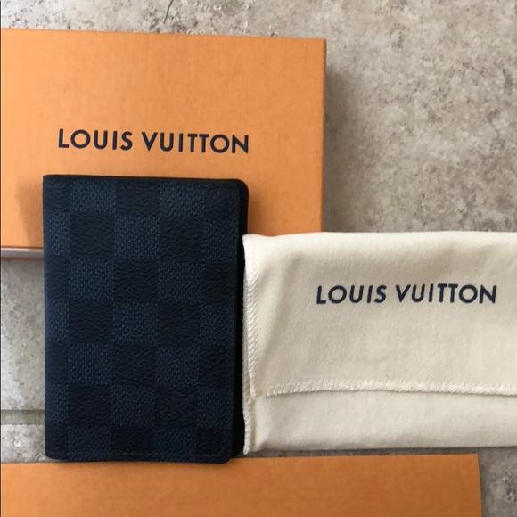 57c3f81784cd Authentic Men s Louis Vuitton Wallet